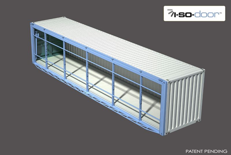 hydroswing hydraulic iso container door 1