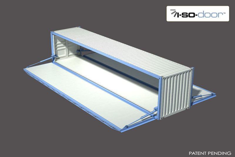 hydroswing hydraulic iso container door 4