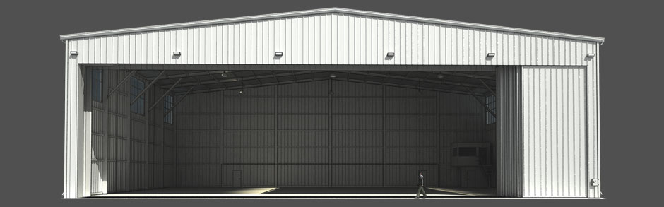 slider hangar door lost space