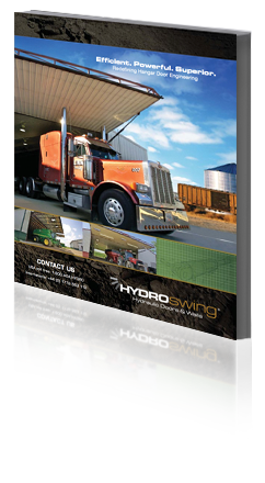 hydroswing agricultural brochure