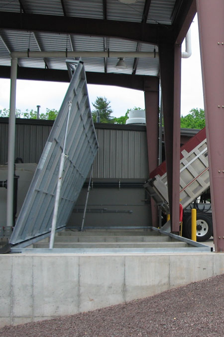Hydraulic Swing Doors : Hydroswing usa hatches hydraulic doors pit covers