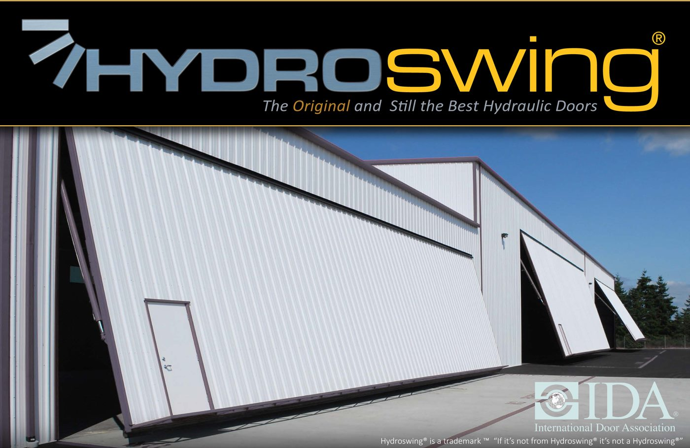 canada hydraulic doors international door association