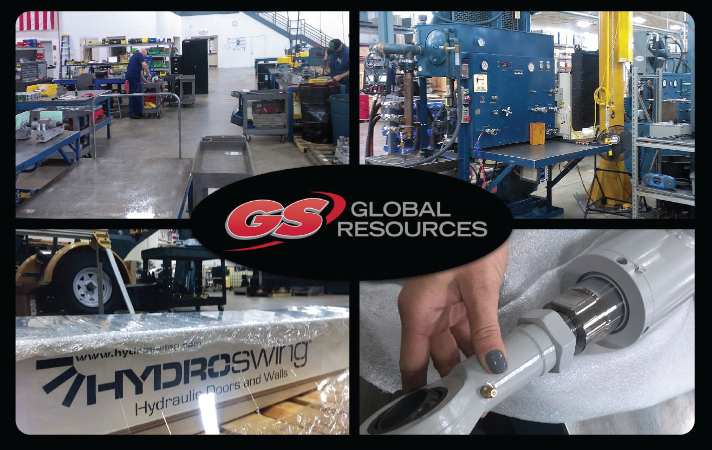 hydroswing hydraulics global resources