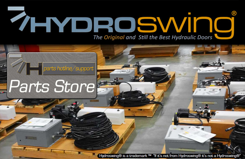 visit the hydroswing hydraulic door parts store